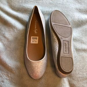 American Eagle Outfitters Shoes - Never worn American Eagle flats